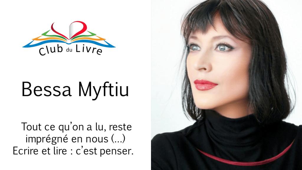 Auteur : Bessa Myftiu