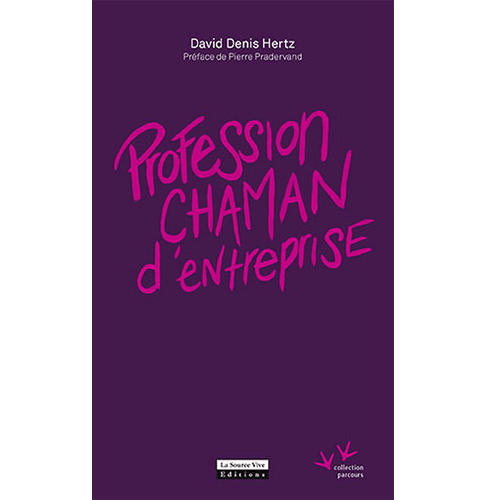 Interview David Denis Hertz - Chaman d'Entreprise