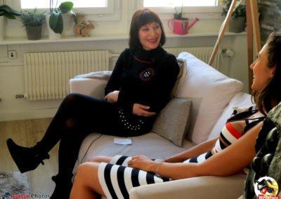 interview Bessa Myftiu par Muriel Heulin