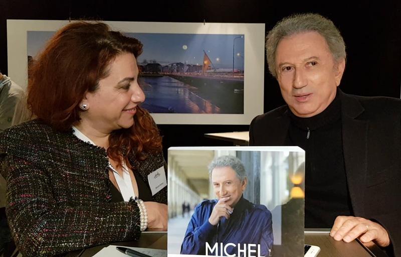 Interview Michel Drucker - Il faut du temps pour rester jeune